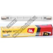 94219 Лампа галогенная Navigator J117 150W R7S 230V