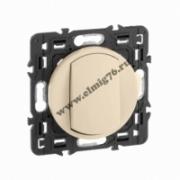 066200 Лицевая панель для выключателя сл. кость Legrand Celiane