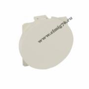 066226 Панель лицевая для заглушки слоновая кость Legrand Celiane