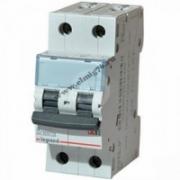 404048 Выключатель автоматический 2П 63А C TX3 6кА