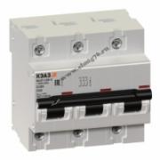 ВА47-100-3С80-УХЛ3  Выключатель автоматический трехполюсный 141629