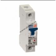 ВМ63-1В10-УХЛ3 Выключатель автоматический модульный КЭАЗ 103527