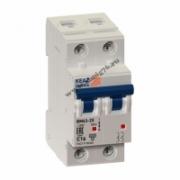 ВМ63-2С16-УХЛ3 Выключатель автоматический модульный КЭАЗ 103625