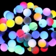 Гирлянда LED -шарики RGB d30мм 5м 303-569 NEON-NIGHT