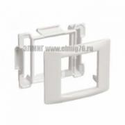 Рамка и суппорт для К.К. на 2 модуля универсальные Праймер CKK-40D-RU2-K01 IEK