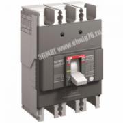 1SDA070336R1 Выключатель автоматический A2C 250 TMF 200-2000 F F