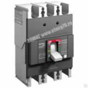 1SDA070338R1 Выключатель автоматический A2C 250 TMF 250-2500 F F