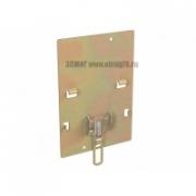 Монтажная плата для крепления на рейке DIN50022 XT1 3p 1SDA066652R1 ABB