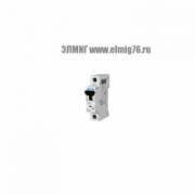 278606  Выключатель автоматический 1А, кривая отключения S, 1 полюс, отключающая способность 10 кА