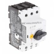 PKZM0-25 Выключатель автоматический для защиты двигателя 25А 3П отключающая способность 50кА диапазон уставки 20-25А