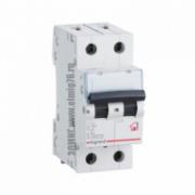 404040 Выключатель автоматический 2П 10А C TX3 6кА