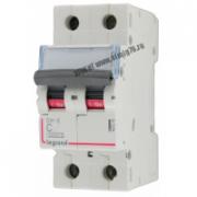 404043 Выключатель автоматический 2П 20А С ТХ3 6кА