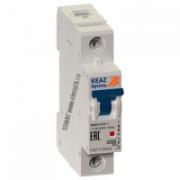ВМ63-1С4-УХЛ3 Выключатель автоматический модульный КЭАЗ 260511