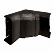 01051A Угол внутренний 110х50мм черный DKC