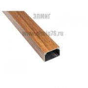 MEX25/16N Миниканал 25х16мм с текстурой дерева(орех) 77007N
