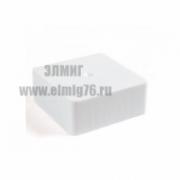 40-0450 Коробка распределительная ОУ безгалогенная 75х75х30 (HF) IP42 Промрукав