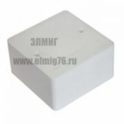 40-0460 Коробка распределительная ОУ безгалогенная 85х85х45 (HF) IP42 Промрукав