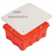 КР1103 Коробка распр. 149х119х68.5мм с крыш. HEGEL