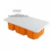 GE41026 Коробка распаячная для скрытого монтажа 172х96х45мм, IP20