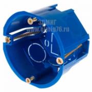 GUSI Electric подрозетник пластматссовый для установки в гипсокартон СЗЕ2/СЗЕ3 192034 СЗЕ3