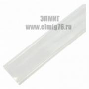 Термоусаживаемая клеевая прозрачная ТУТ 39/13мм