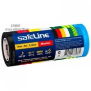 Изолента ПВХ 15мм  5м Safeline Master комплект 7 цветов