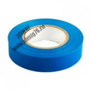 Изолента ПВХ 15мм в/сорт синяя Башкирия