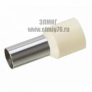 UCT-100-120 WHITE 100 POLYBAG Наконечник-гильза Uniel сечение 10мм2 длина контактной части 12 мм