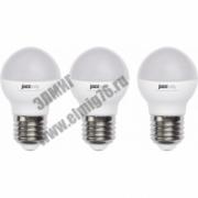 05,0Вт 3000К 220V Е27 Лампа светодиодная  Jazzway 1036957 PLED-ECO-G45 400 Lm 230/50 шар