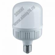 50,0Вт 4000К 220V E40 Лампа светодиодная LED 50вт Е40 белый NLL-T140 Navigator 61482