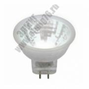 3,0Вт 4000К 12V G4 MR11 Лампа светодиодная Uniel(LED-MR11-3W/NW/GU4 GLZ21TR)