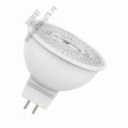5Вт 5000К 12в G5.3 Лампа светодиодная OSRAM LS MR16 35 36° 5Вт/850 12V GU5.3