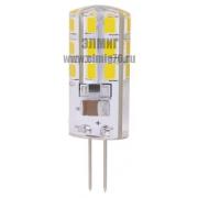 3,0Вт 2700К 220V G4 Лампа светодиодная Jazzway 1032041 PLED-G4 200Lm 220V/50Hz