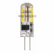 3,0Вт 4000К 220V G4 Лампа светодиодная Jazzway 1032072 PLED-G4 200Lm 220V/50Hz