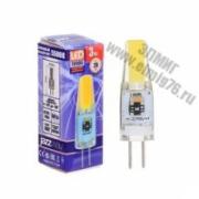 3,0Вт 5500К 220V G4 Лампа светодиодная Jazzway PLED-G4 240Lm 220V/50Hz .2857477