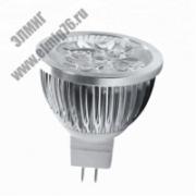 5Вт 220V G5.3 Лампа светодиодная FERON LED белая LB-108 5Led