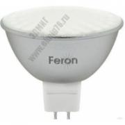7Вт 220V G5.3 Лампа светодиодная FERON LED дневная LB-26 80Led