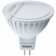 7Вт 4000К 220V GU5.3 Лампа светодиодная Navigator NLL-MR16-7-230-4K-GU5.3 94 245