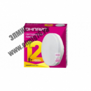 12Вт 2700K 230В GX53  Лампа светодиодная ОНЛАЙТ OLL-GX53-12-230-2.7K 61 190