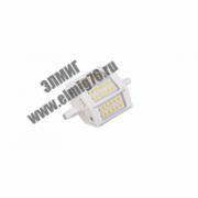9,0Вт 6500K 220V R7s Лампа светодиодная Ecola Projector LED Lamp Premium 9,0W F78 (алюм. радиатор) 78x32x51 /J7SD90ELC
