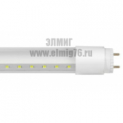 10Вт 6500К Лампа светодиодная ASD LED- T8R-std 230В G13 800Лм 600мм прозрачная
