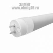 10Вт 6500К Лампа светодиодная Gauss LED T8 230В G13 800Лм 600мм стекло