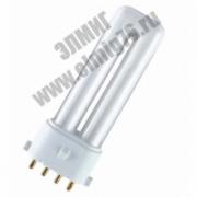 11Вт 4000К 2G7 Лампа энергосберегающая OSRAM Dulux S/E 2G7 для настольного света