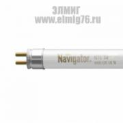 ЛЛ  6Вт Лампа люминесцентная Navigator 94111 NTL-T4-06-840-G5