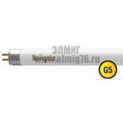 ЛЛ 13Вт Лампа линейная люминисцентная NTL-T5 860 G5 белая Navigator 94119