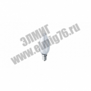 Лампа накаливания Navigator 94309 NI-B-60-230-E14-FR 60W E14 свеча матовая (кратно 10)