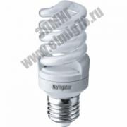 11Вт 4000К Е27 Лампа энергосберегающая Navigator 94091 NCL-SF10-11-840-E27