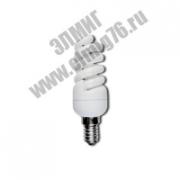 11Вт 4100К Е14 Лампа энергосберегающая Ecola Light Spiral Micro Full Plus 220V  98x32/TS4V11ECC