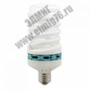 105Вт 4000К Е40 КЛЛ 105/840 D110х261 Лампа энергосберегающая спираль  ELS64 Feron