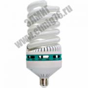 125Вт 4000К Е40 КЛЛ 125/840 D105х293 Лампа энергосберегающая спираль  ELS64 Feron
